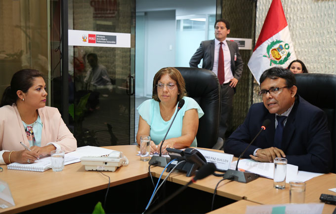 UNFPA Peru | Se instala Comisión Multisectorial Permanente para seguimiento  del Consenso de Montevideo sobre Población y Desarrollo