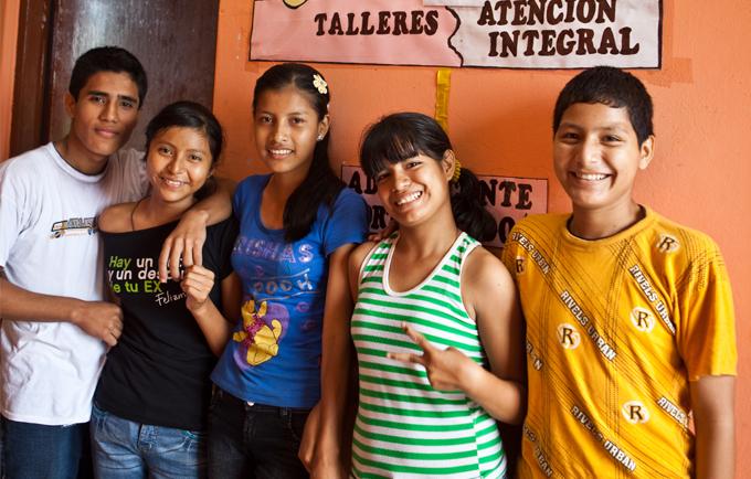 Centro de Desarrollo Juvenil en Pucallpa