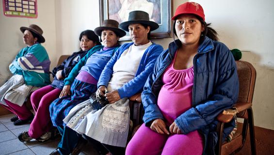 Casa de Espera Materna en Vinchos, Ayacucho